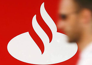 Presidente do Santander comemora resultados do banco