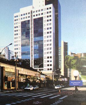 Edifício Sede Pinheiro Advogados Curitiba/PR